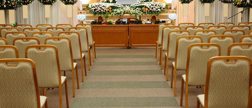 Funeral homes carpet cleaning